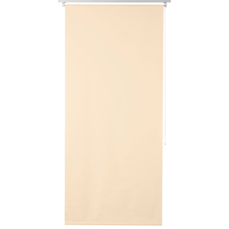 OBI Sonnenschutz-Rollo Pamplona 140 cm x 175 cm Beige | Garten > Balkon > Sonnenschutz | OBI