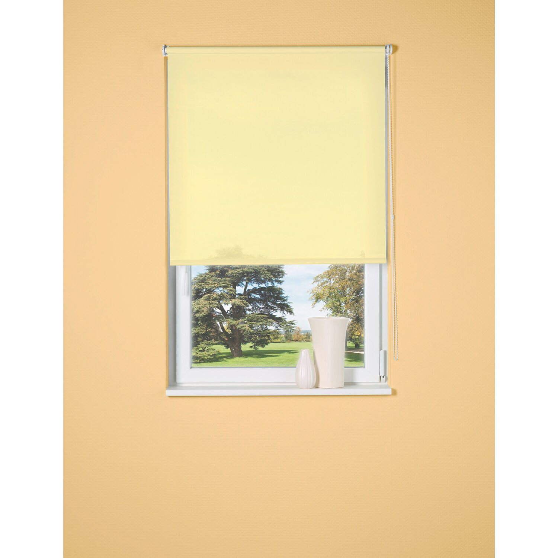 obi sonnenschutz rollo sagunto 100 cm x 175 cm gelb kaufen bei obi. Black Bedroom Furniture Sets. Home Design Ideas