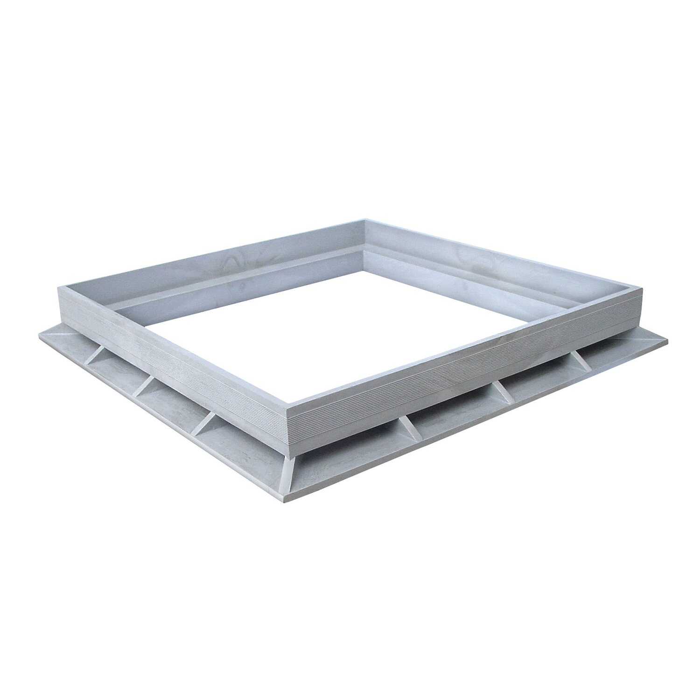 Marley Rahmen für Schachtdeckel 300 mm x 300 mm kaufen bei OBI