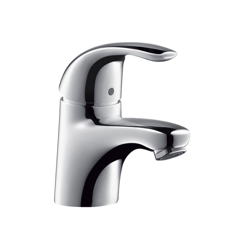 Hansgrohe Einhebelmischer-Waschbeckenarmatur Focus E Chrom