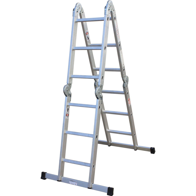 Großartig Gelenk-Leiter 4 x 3 Sprossen kaufen bei OBI RD85