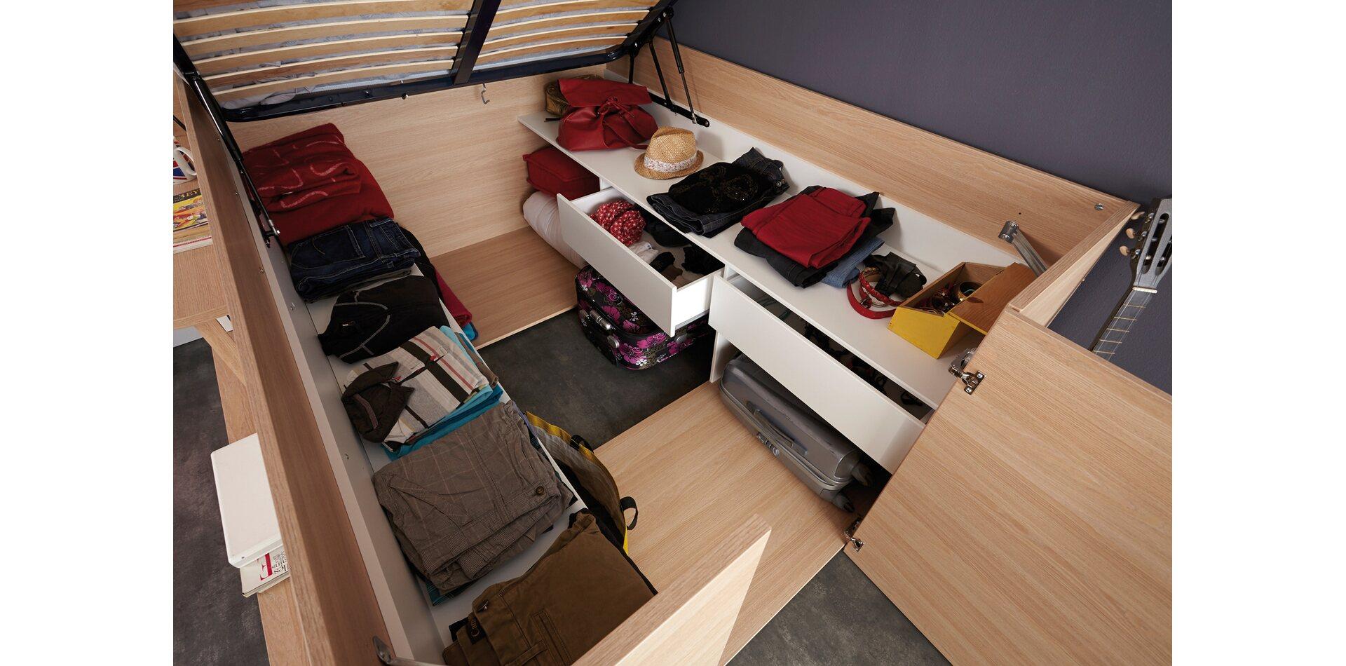 Innenarchitekten vor einrichtung mini schlafzimmer for Mini schlafzimmer