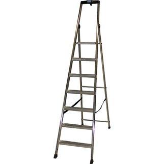 Unterschiedlich Krause Solido Stufen-Steh-Leiter 7 Stufen kaufen bei OBI MD72
