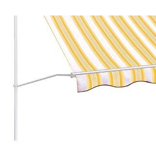 Komplett Neu Spannstützen Fallarmmarkise Line Gestell Weiß kaufen bei OBI HE26