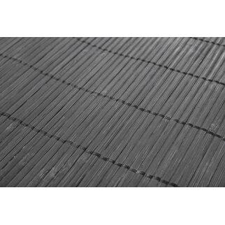 Bambus Teppich Natur Grau 67 Cm X 140 Cm Kaufen Bei Obi