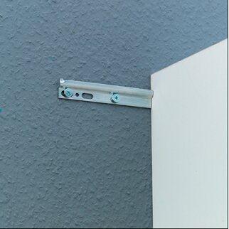 Montageschiene zur Aufhängung von Oberschränken 210 cm kaufen bei OBI | {Küchenleisten für arbeitsplatte 39}