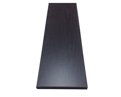 Regalboden Esche Schwarz Holznachbildung 200 Cm X 40 Cm X 1 6 Cm Kaufen Bei Obi