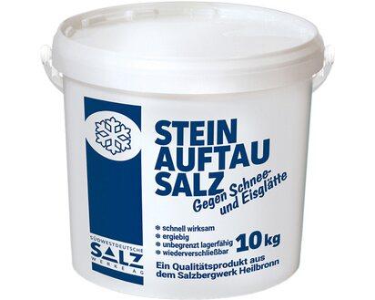 Ondis24 Streusalz Auftausalz Salz 5 kg Eimer Streusalzeimer Auftaumittel Tausalz