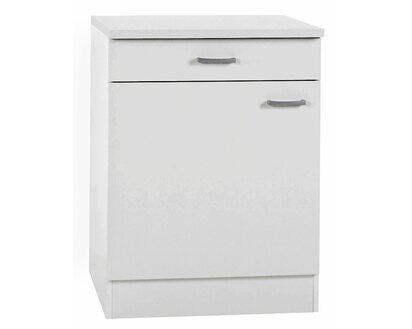 Unterschrank Klassik 60 Weiß 60 cm kaufen bei OBI