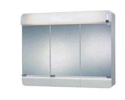 LED Spiegelschrank Sieper Alida weiß 68,5x54,5 cm IP20