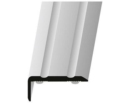 Winkelprofil Selbstklebend 24 5 Mm X 15 Mm X 1000 Mm Weiss Pulverbeschichtet Kaufen Bei Obi
