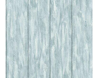 A S Creation Neue Bude 2 0 Vliestapete Holz Turkis Kaufen Bei Obi