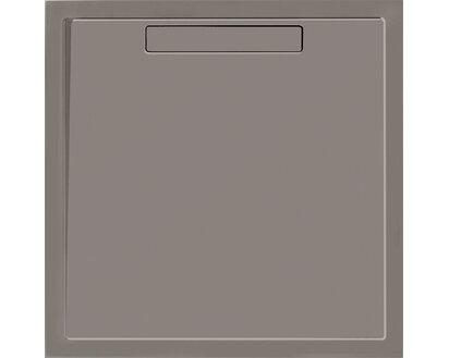 Villeroy & Boch Rechteck-Duschwanne Squaro 90 cm x 90 cm x 1,8 cm Grau