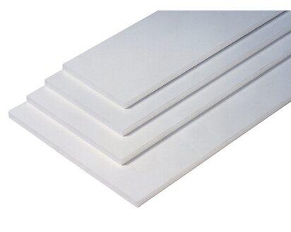 Mobelbauplatte Weiss Glanzend 260 Cm X 30 Cm X 1 9 Cm Kaufen Bei Obi