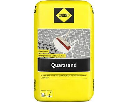 0,1-0,5 mm Fugensand Einkehrsand Quarzsand beige