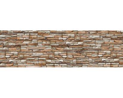 Küchenrückwand 60 Cm X 200 Cm Alu Dibond Wall Of Stones Kaufen Bei Obi