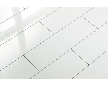 Elesgo Laminatboden Superglanz Color White