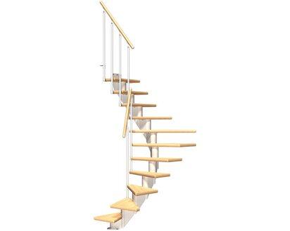 2 stufen gelander