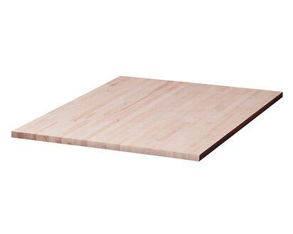 Tischplatte Buche 180 Cm X 80 Cm X 2 7 Cm Kaufen Bei Obi