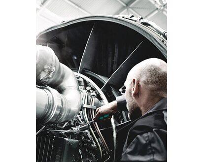 Wera Torx Schraubendreher 367 TX 15 x 80 mm