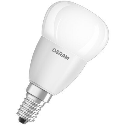 osram led lampe tropfenform e14 5 w 470 lm kaltwei eek a kaufen bei obi. Black Bedroom Furniture Sets. Home Design Ideas