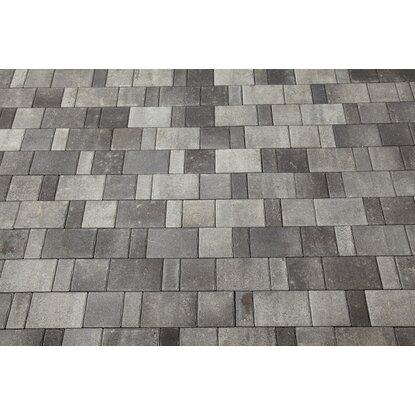 pflaster beton trentis steinsystem grau anthrazit 20 7 cm x 13 7 cm x 6 cm kaufen bei obi. Black Bedroom Furniture Sets. Home Design Ideas