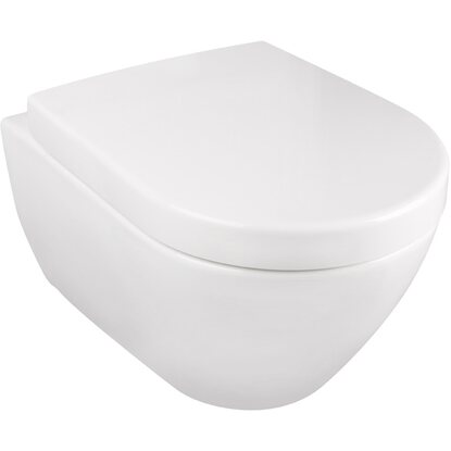Villeroy & Boch Wand-WC-Set Subway 2.0 Weiß