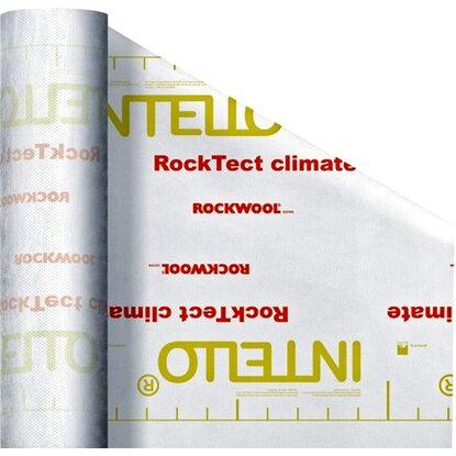 Rockwool RockTect Intello Climate Plus Dampfbremsfolie 75 m²