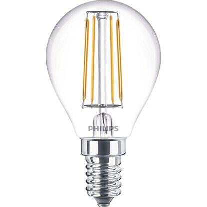 philips led leuchtmittel tropfenform e14 4 w 470 lm warmwei eek a kaufen bei obi. Black Bedroom Furniture Sets. Home Design Ideas