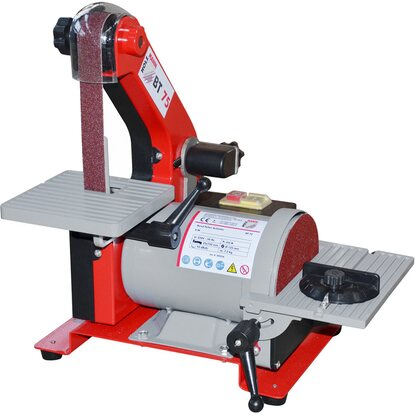 Holzmann Band- Tellerschleifer BT75 230 V