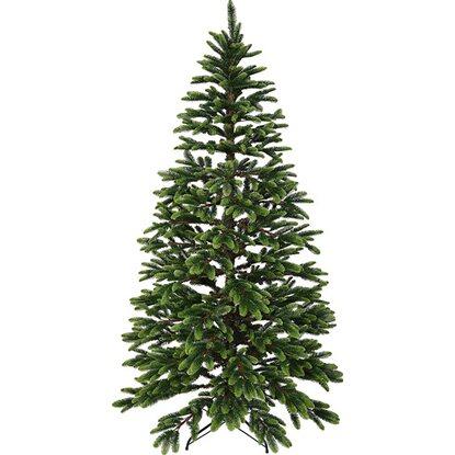 takasho k nstlicher weihnachtsbaum tanne 195 cm kaufen bei obi. Black Bedroom Furniture Sets. Home Design Ideas