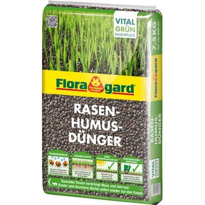 floragard rasen humus d nger 1 x 7 5 kg rasend nger mit langzeitwirkung kaufen bei obi. Black Bedroom Furniture Sets. Home Design Ideas