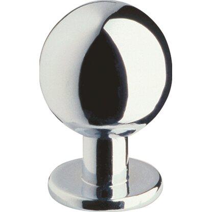 knopf 646 chrom gl nzend kaufen bei obi. Black Bedroom Furniture Sets. Home Design Ideas