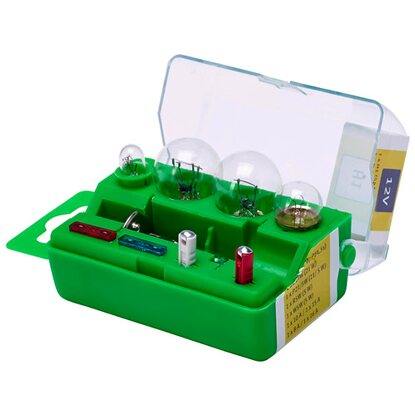 Lampenbox H1 9-teiliges Set