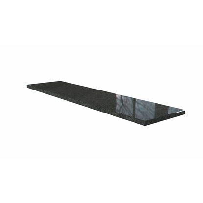 fensterbank anthra grau 20 cm x 2 cm zuschnitt mit wasserrille kaufen bei obi. Black Bedroom Furniture Sets. Home Design Ideas