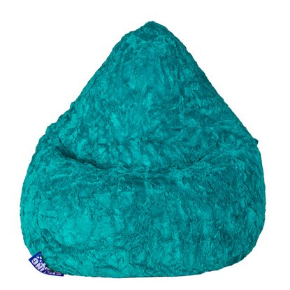 Sitting Point Sitzsack Fluffy 220 l Smaragd