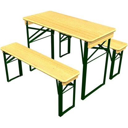 bierzeltgarnitur balkon 110 cm x 50 cm kaufen bei obi. Black Bedroom Furniture Sets. Home Design Ideas