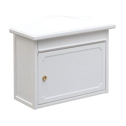 burg w chter briefkasten kopenhagen wei kaufen bei obi. Black Bedroom Furniture Sets. Home Design Ideas
