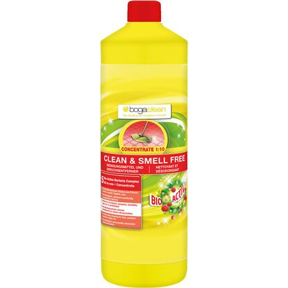 Bogaclean® Reinigungsmittel Clean & Smell Free Concentrate 1000 ml