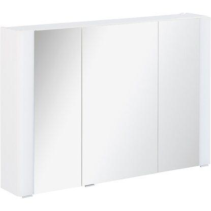 fackelmann spiegelschrank scera 100 cm x 68 cm x 17 cm wei eek a kaufen bei obi. Black Bedroom Furniture Sets. Home Design Ideas