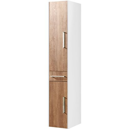 Optifit Midischrank 30 cm OPTIbasic4040 Teak Nachbildung