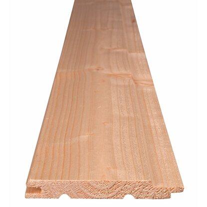 profilholz fichte tanne nut und feder 12 5 mm x 96 mm x 2000 mm kaufen bei obi. Black Bedroom Furniture Sets. Home Design Ideas