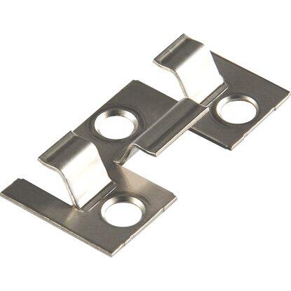 kovalex montageklammern f r wpc terrassendielen metall 25 st ck kaufen bei obi. Black Bedroom Furniture Sets. Home Design Ideas