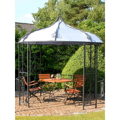 leco pavillon schlossgarten kaufen bei obi. Black Bedroom Furniture Sets. Home Design Ideas