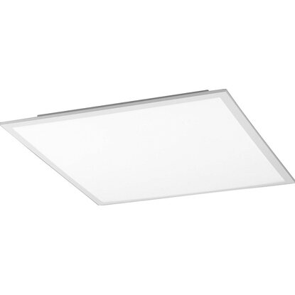 LED-Panel CCT 45x45cm dimmbar, Lichtfarbe 2700K bis 5000K, ultraflaches Design