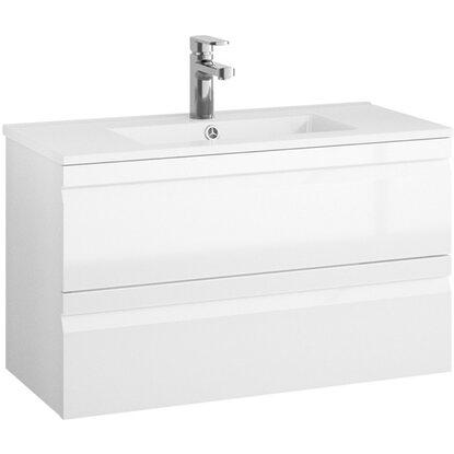 allibert waschplatz accent wei 80 cm kaufen bei obi. Black Bedroom Furniture Sets. Home Design Ideas