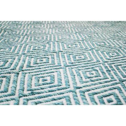 teppich melrose 510 t rkis 160 cm x 230 cm kaufen bei obi. Black Bedroom Furniture Sets. Home Design Ideas