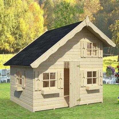 palmako spielhaus tom 228 cm x 258 cm x 224 cm kaufen bei obi. Black Bedroom Furniture Sets. Home Design Ideas