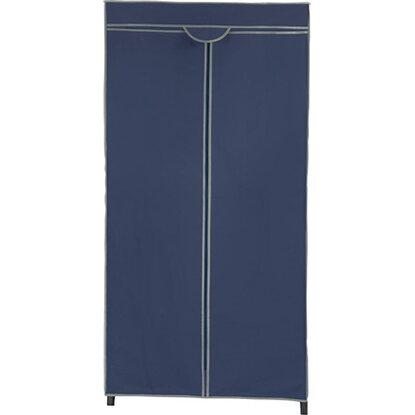 obi kleiderschrank mit kleiderstange und regalboden kaufen bei obi. Black Bedroom Furniture Sets. Home Design Ideas