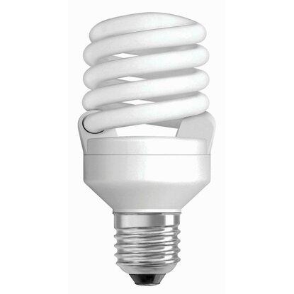 osram energiesparlampe spiralform e27 15 w 970 lm warmwei eek a kaufen bei obi. Black Bedroom Furniture Sets. Home Design Ideas